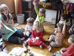 gruppi gioco per bambini bilingui