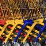 Les supermarchés parisiens