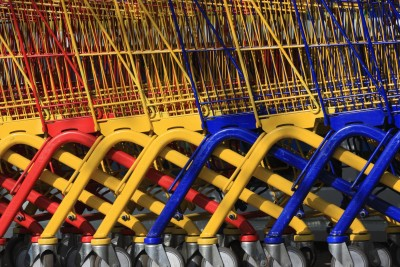 I supermercati parigini