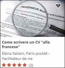 Il CV alla francese